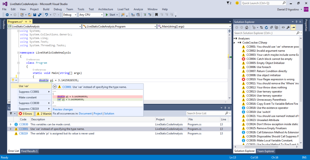 vs2015-analyzers-fix