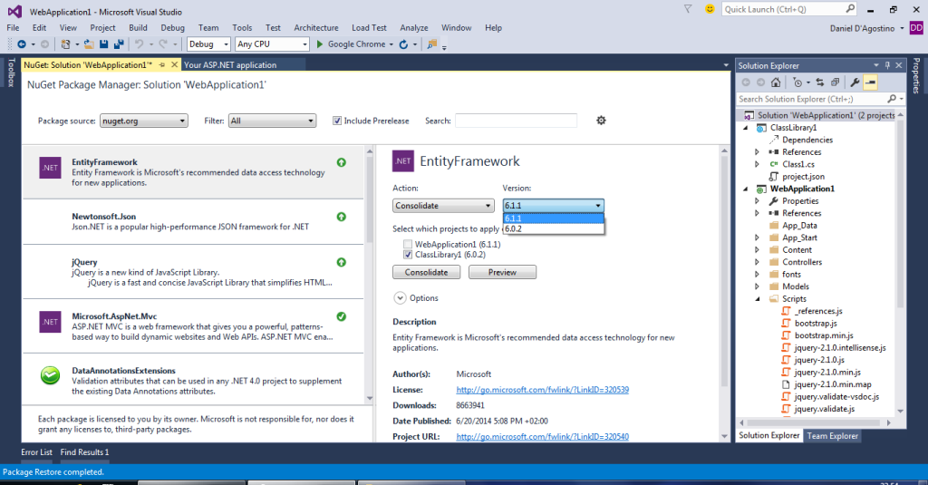 vs2015-nuget3-consolidate