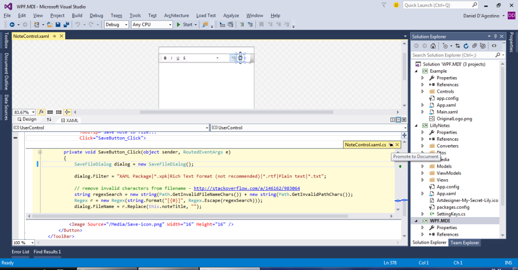 vs2015-xaml-peek-edit