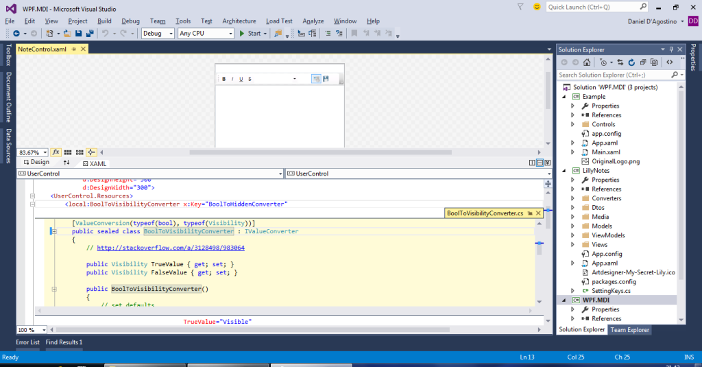 vs2015-xaml-peek-resource