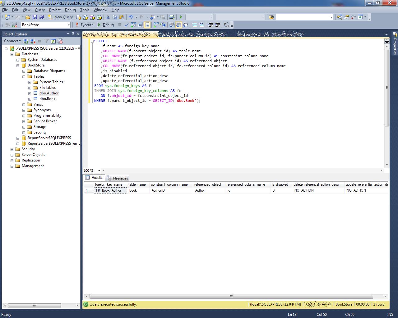 Querying The Sql Server System Catalog Faq | Tattoo Design ...