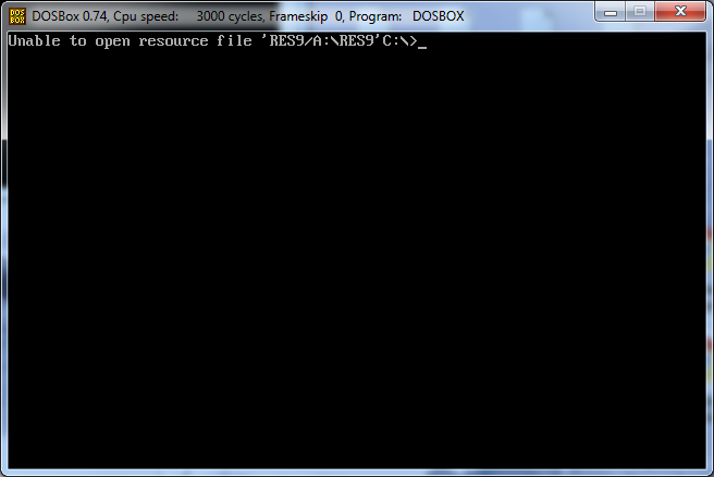 dosbox-no-cd