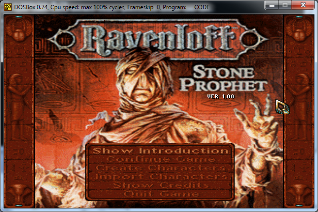 Running Games Requiring a CD in DOSBox | Gigi Labs