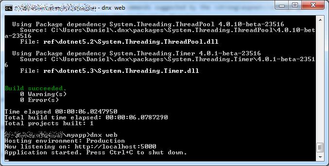 aspnet5-dnx-web