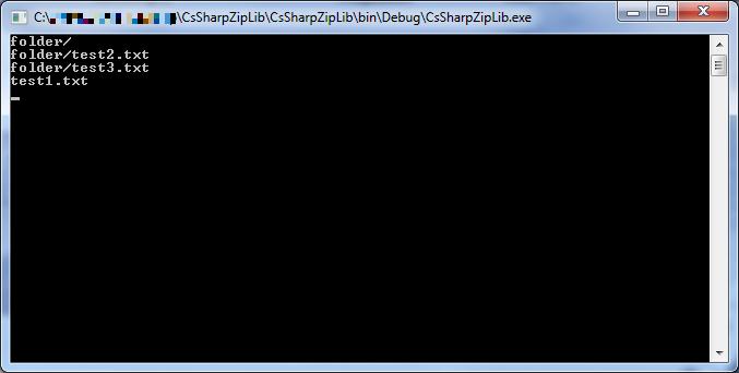 cssharpziplib-output-list