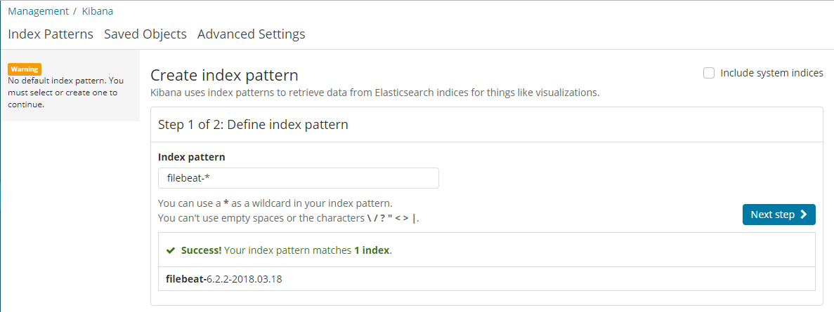Log Shipping with Filebeat and Elasticsearch | Gigi Labs