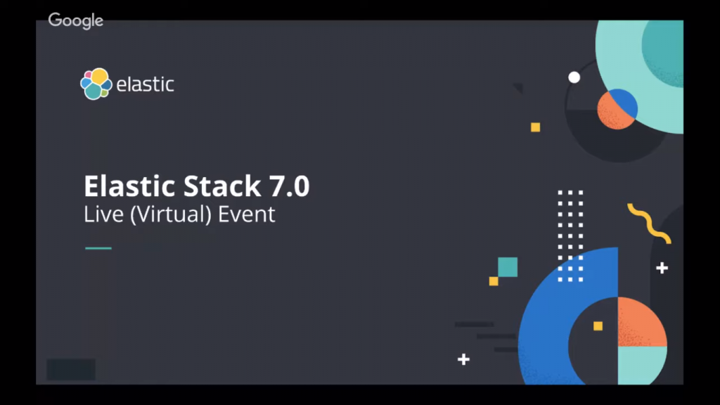 Elastic Stack 7 0 Launch Event Summary | Gigi Labs