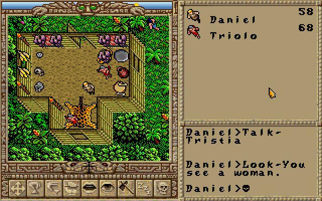 Dino's Guide to The Savage Empire - Walkthrough